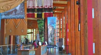 Photo of Art Gallery Squamish Lil'wat Cultural Centre at 4584 Blackcomb Way, Whistler, BC V0N 1B0, Canada