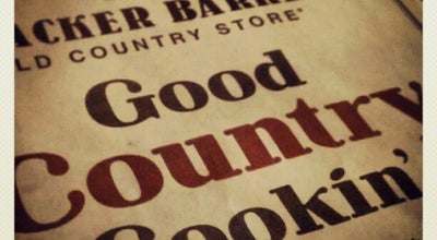 Photo of American Restaurant Cracker Barrel Old Country Store at 475 River's Edge Drive I-275 & Us 50, Milford, OH 45150, United States