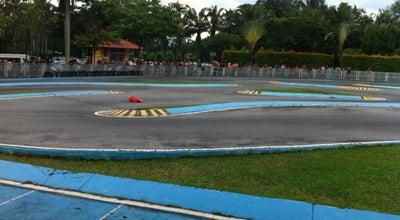 Photo of Racetrack Litar Kereta Kawalan Jauh (Taman Tasik Titiwangsa) at Jalan Temerluh, Kuala Lumpur 53200, Malaysia