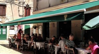 Photo of Restaurant Balbi at Rovinj, Croatia