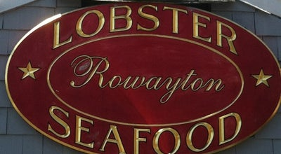 Photo of Seafood Restaurant The Restaurant at Rowayton Seafood at 89 Rowayton Ave, Norwalk, CT 06853, United States