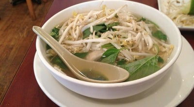 Photo of Vietnamese Restaurant Pho Basil at 177 Massachusetts Ave, Boston, MA 02115, United States