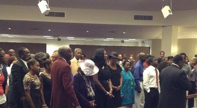 Photo of Church Mt. Hermon A.M.E. Church at 17800 Nw 25th Ave, Miami Gardens, FL 33056, United States