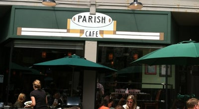 Photo of Sandwich Place Parish Cafe at 359 Boylston St, Boston, MA 02116, United States