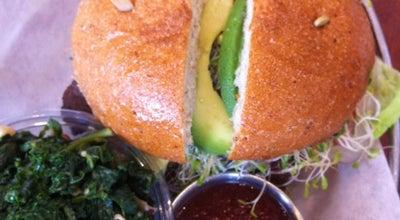 Photo of Vegetarian / Vegan Restaurant M Café at 9433 Brighton Way, Beverly Hills, CA 90210, United States