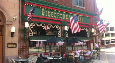 Photo of Bar Gingerbread Man at 5 S Court House Ave, Carlisle, PA 17013, United States