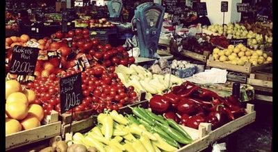 Photo of Farmers Market Újpesti Piac és Vásárcsarnok at Szent István Tér 12., Budapest 1042, Hungary