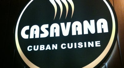 Photo of Cuban Restaurant Casavana at 16435 Nw 67th Ave, Miami Lakes, FL 33014, United States