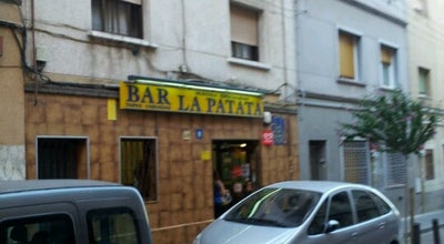 Photo of Tapas Restaurant Bar La Patata at C. Maria Ramoneda, 40, Cornellà de Llobregat 08940, Spain