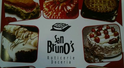 Photo of Bakery San Bruno's at R. Elizeu Guilherme, 615, Ribeirão Preto, Brazil