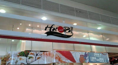 Photo of Japanese Restaurant Hot And Roll at Catuaí Shopping, Londrina 86050-901, Brazil