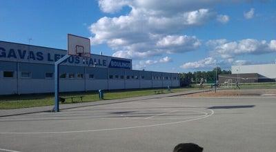 Photo of Basketball Court JLH basketbola laukums at Rīgas Iela 11, Jelgava LV-3002, Latvia