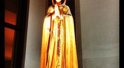 Photo of Church Igreja Nossa Senhora da Rosa Mística at Av. T-10, Goiânia 74223-070, Brazil