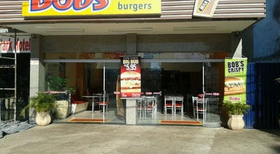 Photo of Burger Joint Bob's at Av. Orcalino Santos, Qd. 11, Lt. 10, Caldas Novas 757949700, Brazil