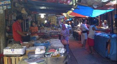 Photo of Fish Market Pasar Pagi Durian at Jl.durian, Pekanbaru, Indonesia