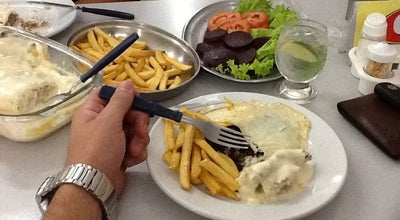 Photo of Burger Joint Pirão Lanches at Av. Gen. Flores Da Cunha, 1409, Cachoeirinha 94910-002, Brazil
