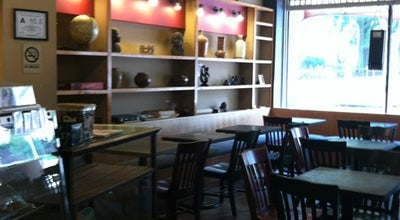 Photo of Cafe Global Village Organic Coffee at 2428 Hillsborough St, Raleigh, NC 27607, United States