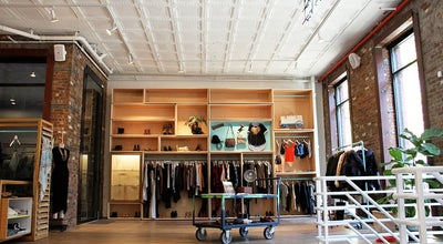 Photo of Boutique Creatures Of Comfort at 205 Mulberry St, New York, NY 10012, United States