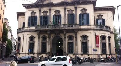 Photo of Library Biblioteca Centrale - Palazzo Sormani Andreani at Corso Di Porta Vittoria, 6, Milan 20122, Italy