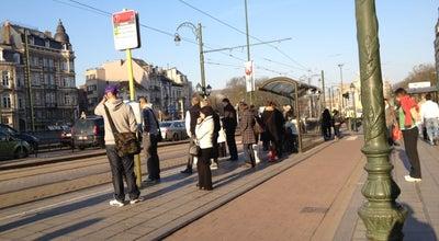 Photo of Train Station Station Merode / Gare de Mérode at Av. De Tervueren / Tervurenlaan, Etterbeek 1040, Belgium