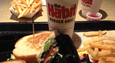 Photo of Burger Joint The Habit Burger Grill at 8182 E. Santa Ana Canyon Rd., Anaheim, CA 92808, United States