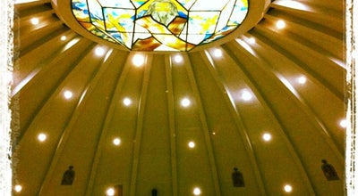 Photo of Church Sto. Niño de Paz Community Chapel at Greenbelt Park, Makati City, Philippines