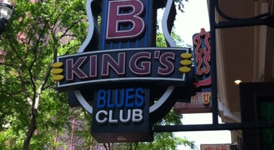 Photo of Music Venue B.B. King's Blues Club at 152 2nd Ave N, Nashville, TN 37201, United States