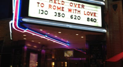 Photo of Indie Movie Theater Avon Cinema at 260 Thayer St, Providence, RI 02906, United States