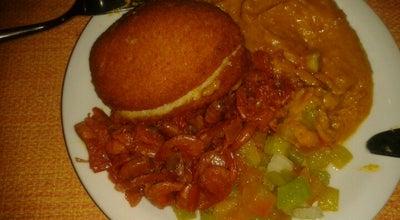 Photo of Baiano Restaurant Baiana do Acarajé at R. Antônio De Albuquerque, 440, Belo Horizonte 30112-010, Brazil