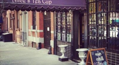 Photo of Cafe Alice's Tea Cup at 220 E 81st St, New York, NY 10075, United States
