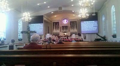 Photo of Church Cedar Bayou Grace UMC at 2714 Ferry Rd, Baytown, TX 77520, United States