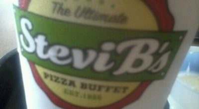Photo of Pizza Place Stevi B's Pizza Buffet at 3335 N. Cobb Pkwy,, Acworth, GA 30101, United States