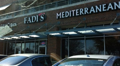 Photo of Mediterranean Restaurant Fadi's Mediterranean Grill at 3001 Knox St, Dallas, TX 75205, United States