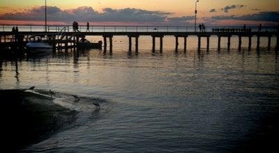 Photo of Beach Half Moon Bay Beach at Beach Rd, Black Rock, VI 3193, Australia