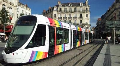 Photo of Pedestrian Plaza Place du Ralliement at Place Du Ralliement, Angers 49000, France