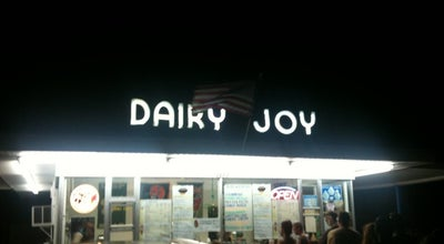 Photo of Ice Cream Shop Dairy Joy at 3813 S Manhattan Ave, Tampa, FL 33611, United States