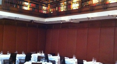 Photo of Indian Restaurant The Cinnamon Club at Old Westminster Library, Westminster SW1P 3BU, United Kingdom