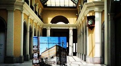Photo of Historic Site Palazzo Tergesteo at Piazza Della Borsa, Trieste, Italy