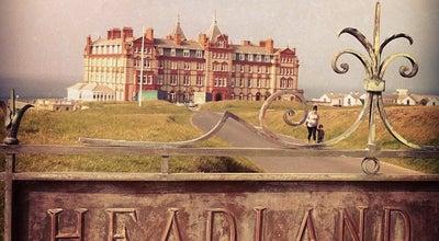 Photo of Hotel The Headland Hotel at Headland Rd, Newquay TR7 1EW, United Kingdom