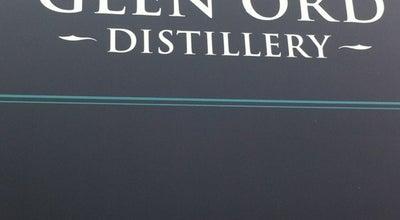 Photo of Distillery Glen Ord Distillery, Visitor Centre & Whisky Shop at Glen Ord Distillery, Muir of Ord IV6 7UJ, United Kingdom
