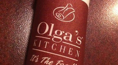Photo of Sandwich Place Olga's Kitchen at 6650 S Westnedge Ave, Portage, MI 49024, United States