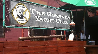 Photo of Beer Garden Gowanus Yacht Club at 323 Smith St, Brooklyn, NY 11231, United States