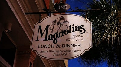 Photo of Southern / Soul Food Restaurant Magnolias at 185 E Bay St, Charleston, SC 29401, United States