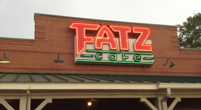 Photo of American Restaurant FATZ at 1302 Montague Avenue Ext, Greenwood, SC 29649, United States