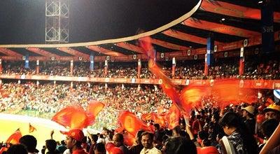 Photo of Cricket Ground M. Chinnaswamy Stadium at Queens Rd, Bengaluru 560001, India