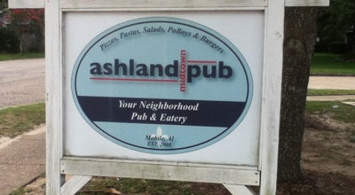 Photo of Pub Ashland Pub at 2453 Old Shell Rd, Mobile, AL 36607, United States