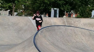 Photo of Skate Park Roberts Skatepark at Omaha, NE 68114, United States