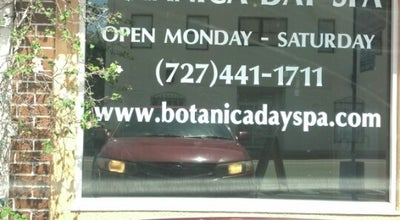 Photo of Spa Botanica Day Spa at 123 N Fort Harrison Ave, Clearwater, FL 33755, United States
