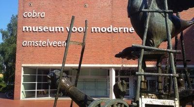 Photo of Art Museum Cobra Museum at Sandbergplein 1, Amstelveen 1181 ZX, Netherlands