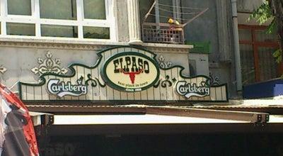 Photo of Pub El Paso at Azerbaycan Cad. (3. Cad.) No:12/a Bahçelievler, Ankara 06500, Turkey
